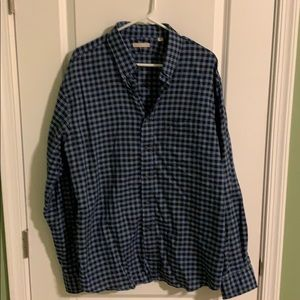 New England Shirt Company button up shirt XL